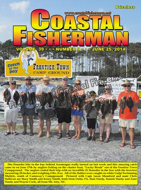 Sportfishing and Boating Newspaper in Ocean City, Maryland